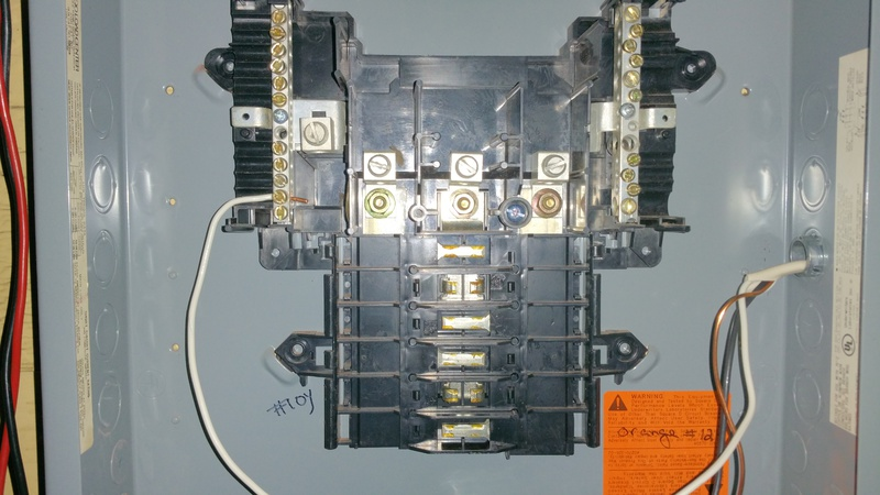 Wire A 3 Phase Subpanel From A 2 Phase Main Breaker Box Diy Home Improvement Forum