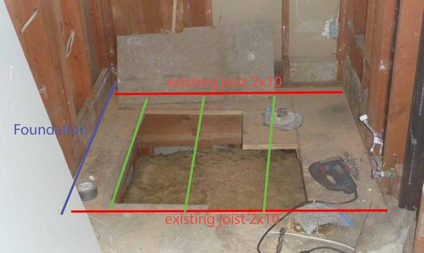Subfloor repair around toilet building construction diy subfloor repair around toilet subfloormarkupg solutioingenieria Gallery