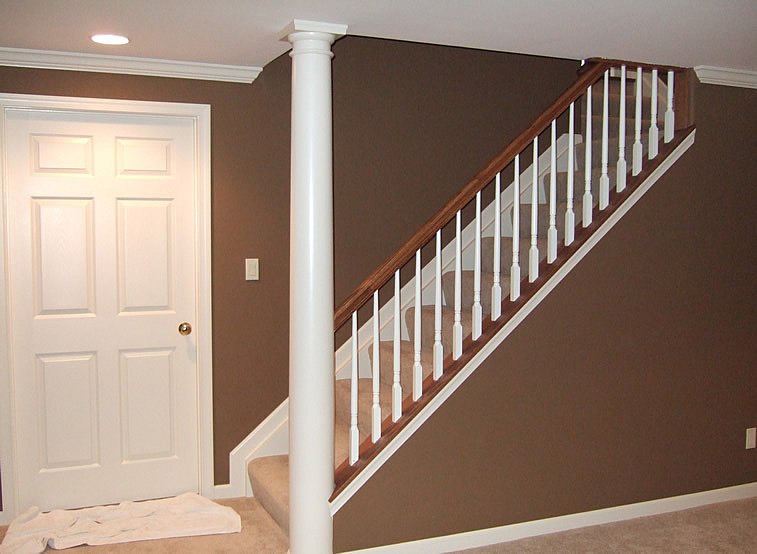 Basement Remodeling Ideas: Finishing A Basement Ideas