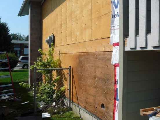 Exterior Sheathing   Keep It Or Replace It?