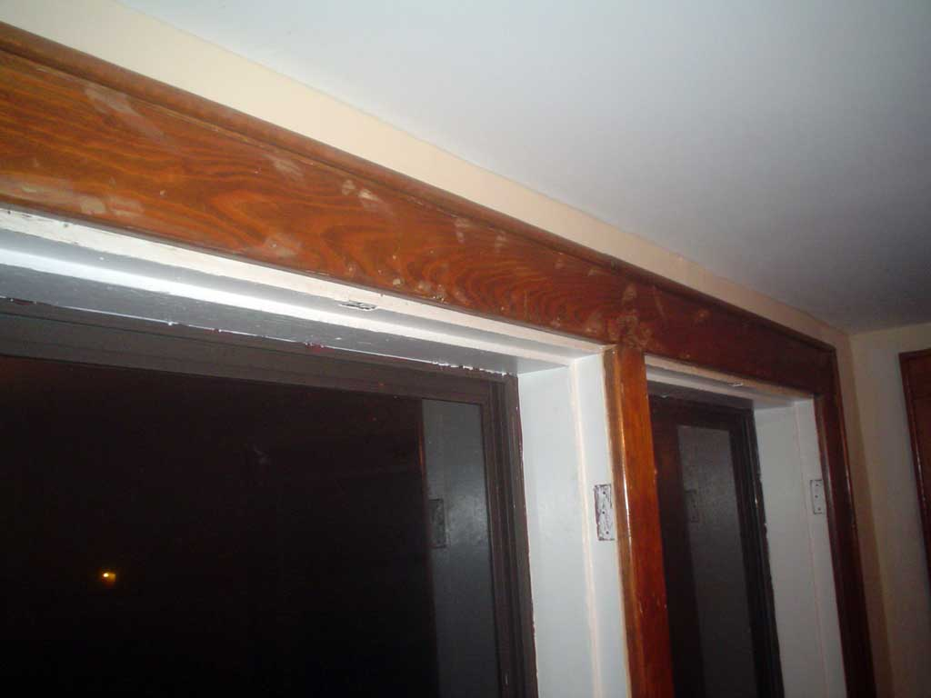 Wooden window trim that I stripped looks bad.  Suggestions?-sunroom_trim_4.jpg