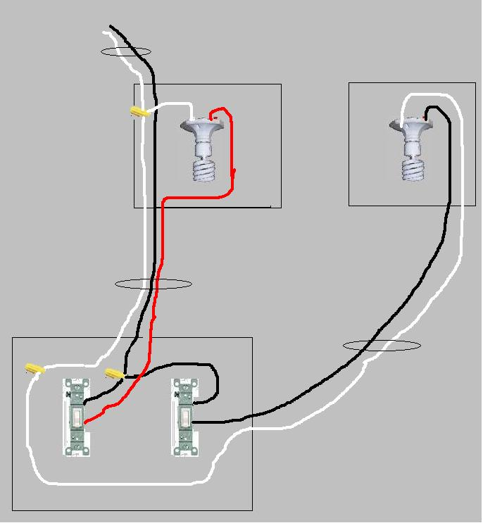 Adding Second Switch In Bathroom - Electrical - Page 2 - DIY ...
