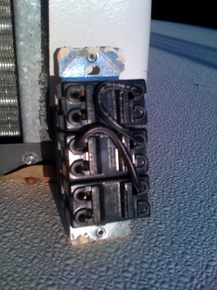 Bathroom Light  Exhaust Fan  Heater Wiring