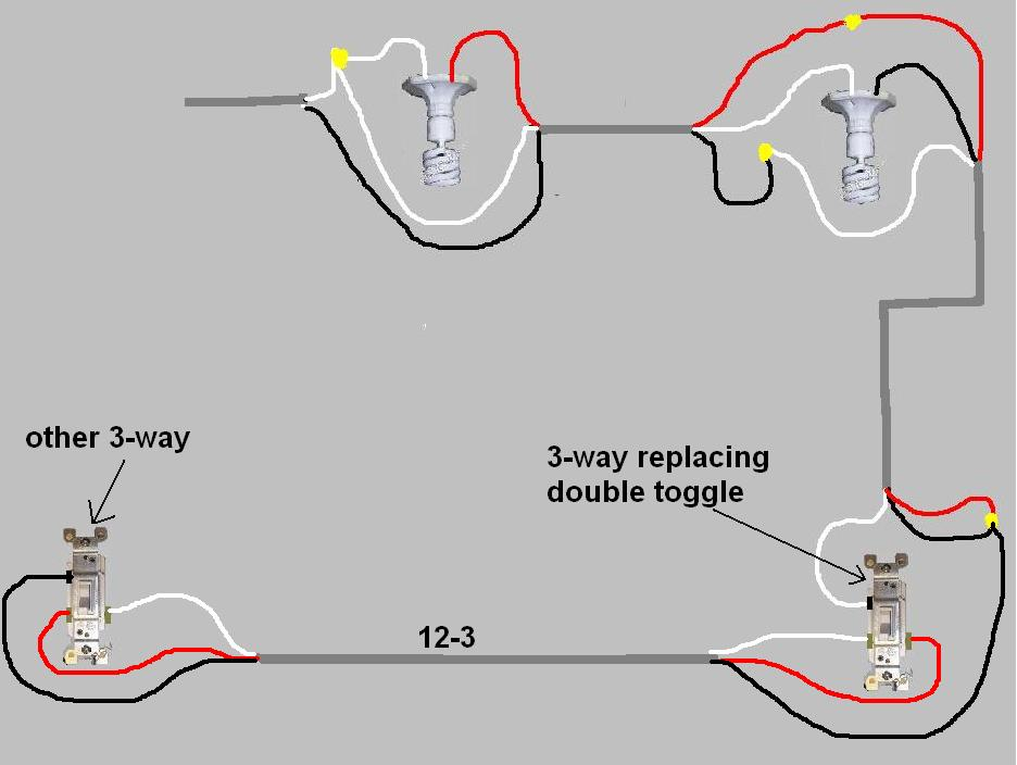 Add A 3way Switch Setup - Electrical