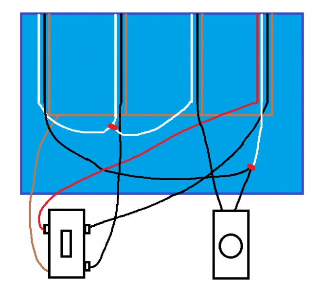 Replacing Dimmer With 3-way Switch - Electrical