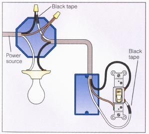 Way Switch And Way Switch Electrical Page DIY Chatroom - 4 way switch does not work