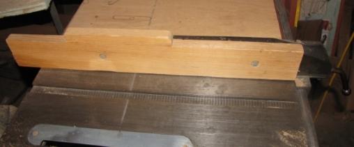 Attaching Aux Fence To Kobalt Miter Gauge Tools Diy