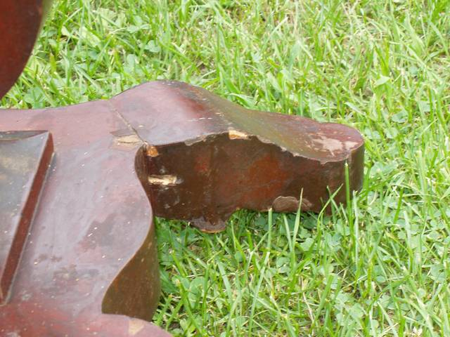 Unusual Antique Folding Table Refinish-table3bf.jpg