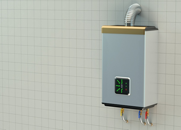 The Benefits of Tankless Water Heaters