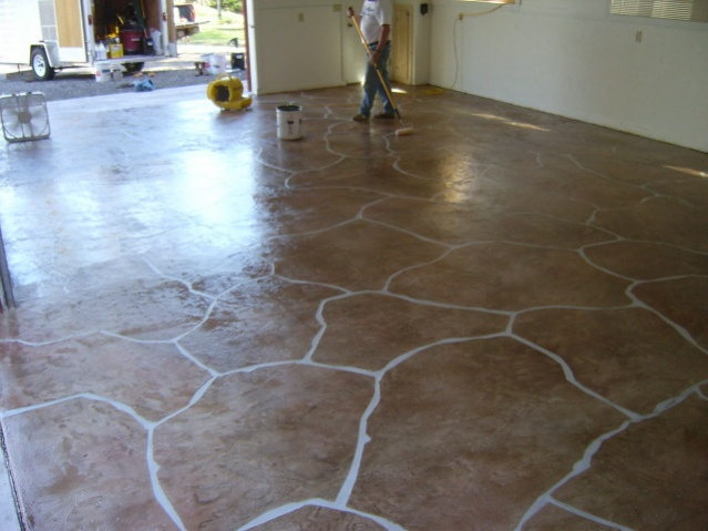 can we install cement board(wonder board)-taped-flagstone-dining-room.jpg