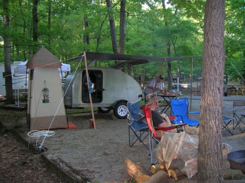 Do You Enjoy Outdoor Activities and Camping?-teardrop-shower-tent.jpg