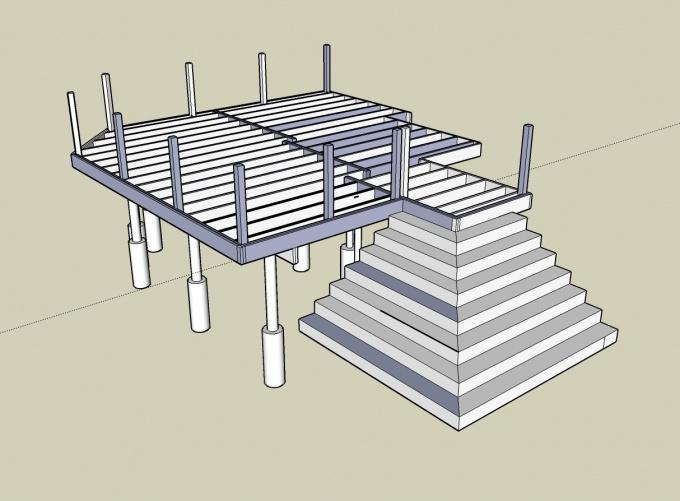 Deck Stair Question-test-deck.jpg