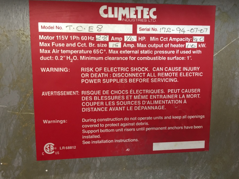 Help Wiring A New Honeywell Thermostat - Hvac
