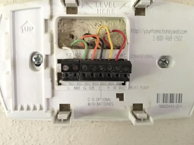 Heat Strip Management On Heat Pump Question - HVAC - DIY ... on