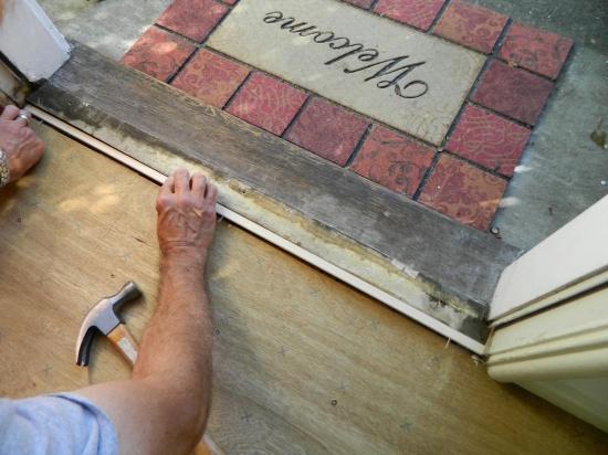 ... waterproofing under threshold-thresstripc.jpg ... & Waterproofing Under Threshold - Windows and Doors - DIY Chatroom ...