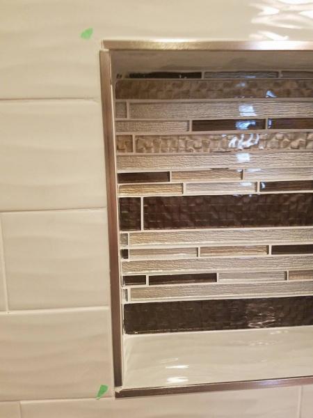 Ceramic Tub Surround Tiling Ceramics Marble Diy