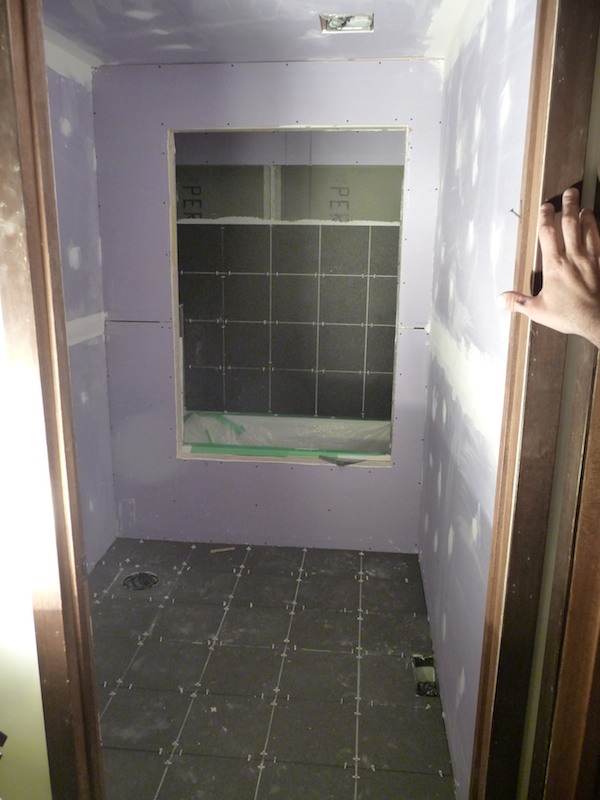 Off work for the next week completely remodeling bathroom-tile-so-far.jpg