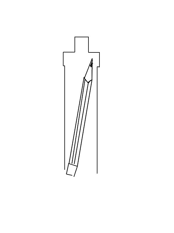 Removing Water Line Obstruction-tilted.jpg
