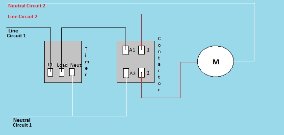 Contactor For Pool Pump Timer - Electrical - Page 2