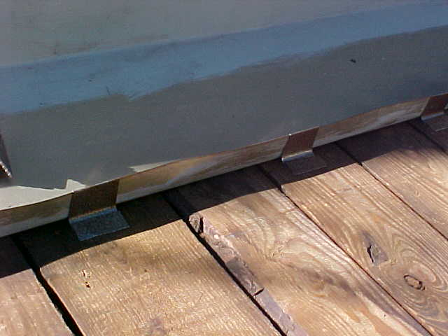 How To Bend Lead Flashing Roofing Siding Diy Home