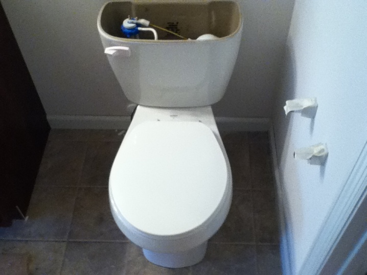 Help New Toilet To Close Wall 1 Jpg