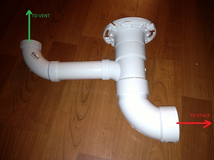 Toilet Venting Plumbing Diy Home Improvement Diychatroom