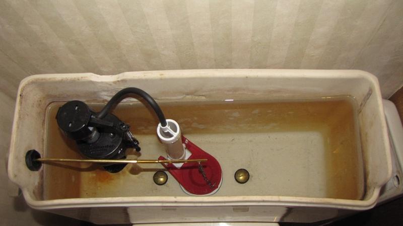Water Leaking Into Eljer Toilet Plumbing Diy Home