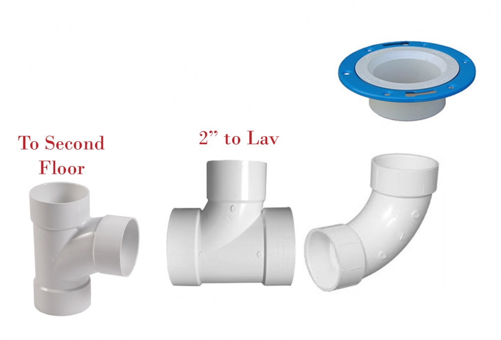 "Can I drain two toilets on a 3"" pipe?-toilet-setup.jpg"
