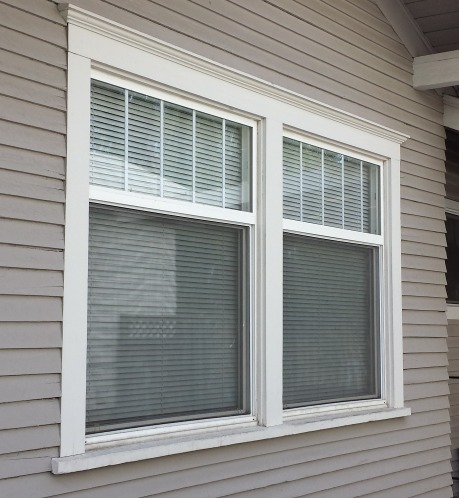 Framing Details For Traditional Exterior Window Trim
