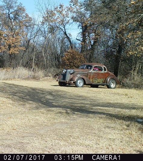 Question : 35 Chevy Coupe / Suicide Doors - Automotive