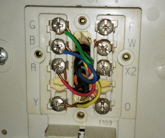Heat Pump Wiring Diagram Images Of Heat Pump Thermostat Wiring