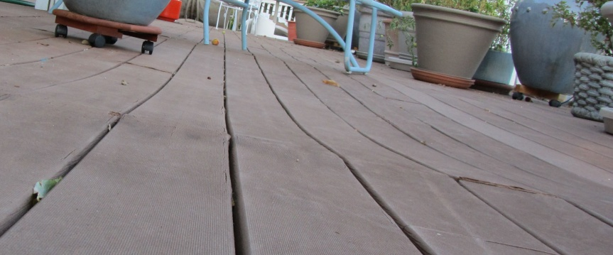 Exceptional ... TREX Decking Extremely Disappointing Trexdeck6