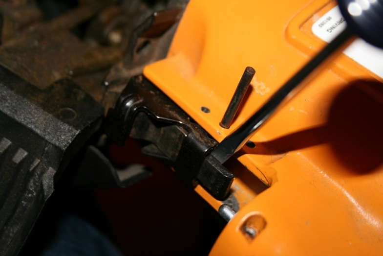 How to Install Trigger mechanism in Bostitch Coil Nailer-trigger_pry.jpg