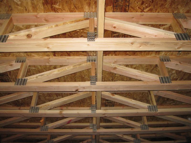 Deck Ledger Amp Trusses Building Amp Construction Diy