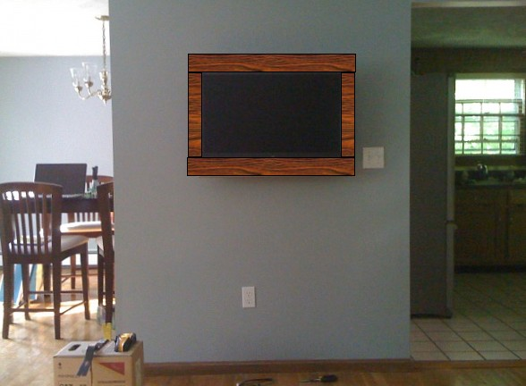 "How to spice up tv on the wall...looks ""bland""-tv.jpg"