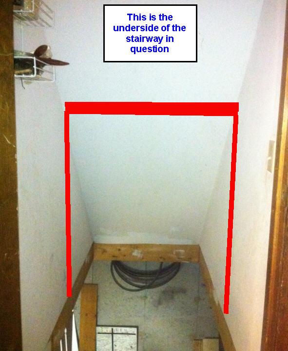 Question: 3/4 Scotia trim on stairway skirt. Glue, nail, both?-under1.jpg