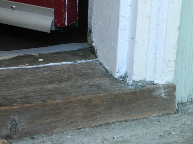 ... waterproofing under threshold-underthresh.jpg & Waterproofing Under Threshold - Windows and Doors - DIY Chatroom ... Pezcame.Com