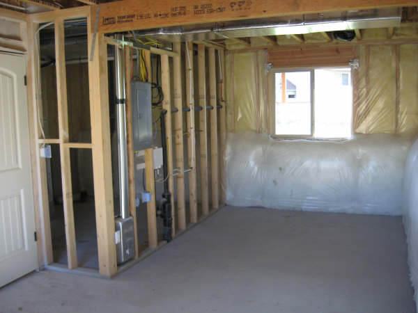 What Is Around My Lower Basement Walls General Diy