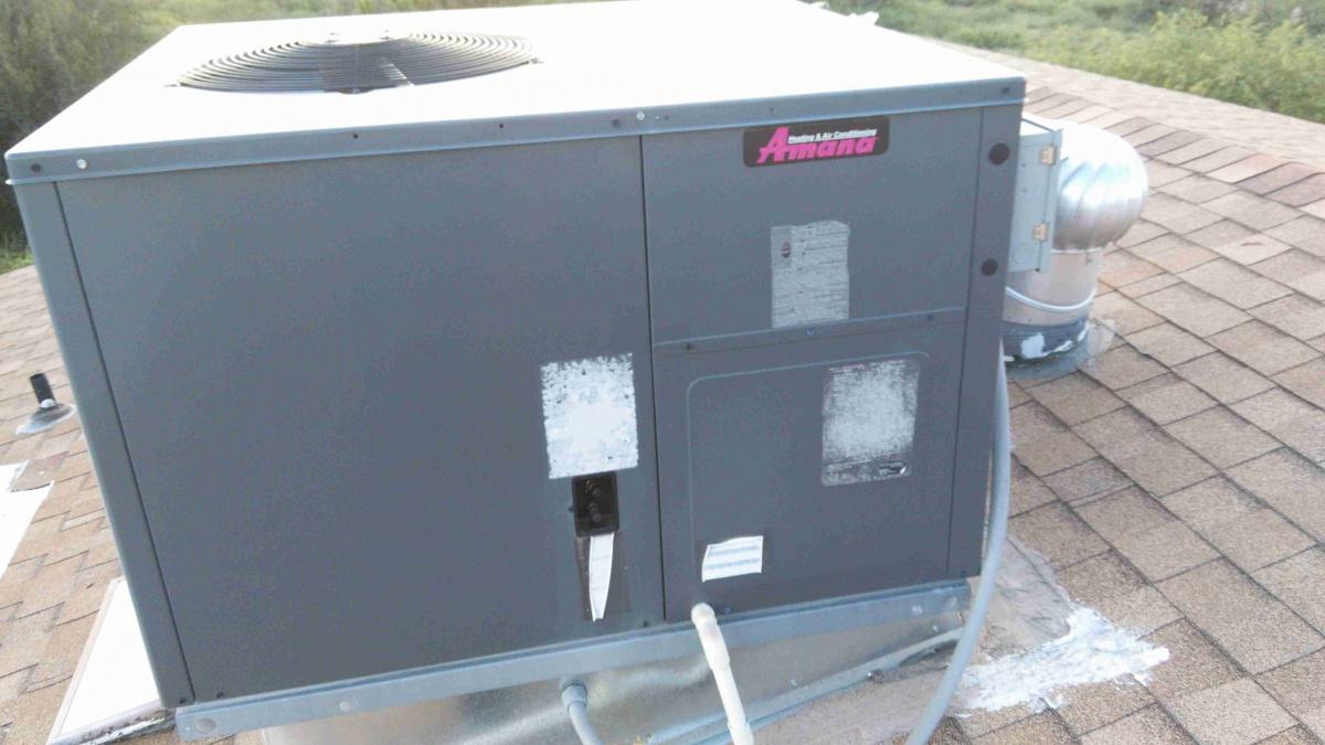 New Thermostat Wiring - Hvac