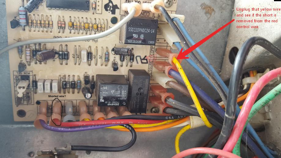 York HVAC blowing 5 amp fuse. Looking for some help please-unplug.jpeg