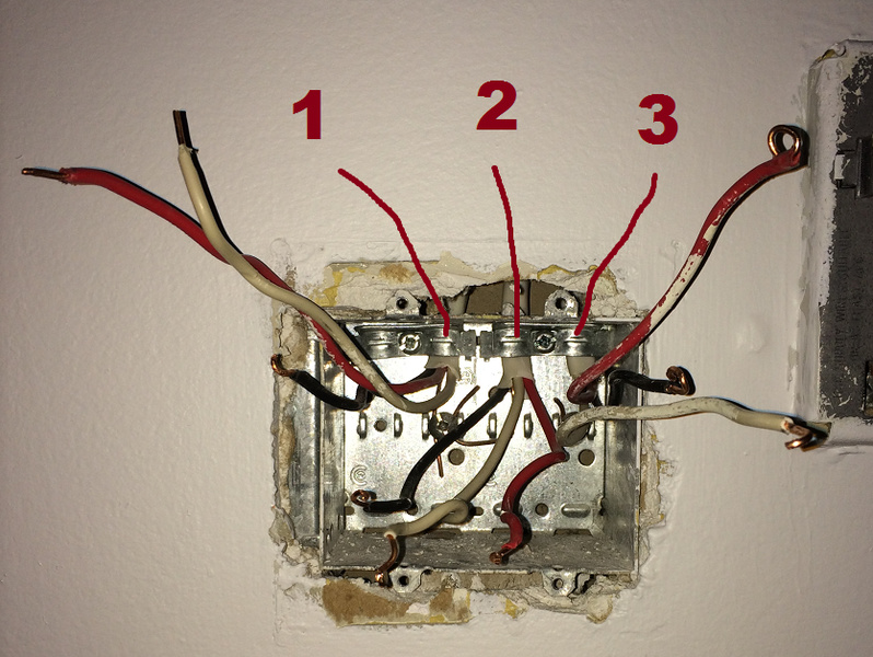 One Box 3x 14 3 Wires 2x 3way Switches Controlling Each Their Own