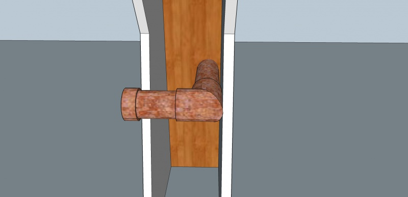 Is there a simple Solution for leak in fitting? See Pics/Model-untitled.jpg