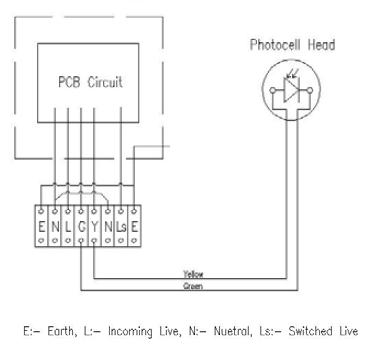 photocell sensor to control several lighting circuits electrical rh diychatroom com