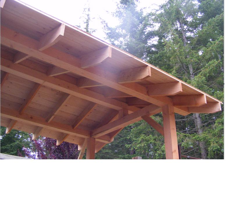 Structural Integrity Of Fir 6x6 Beams - Building & Construction
