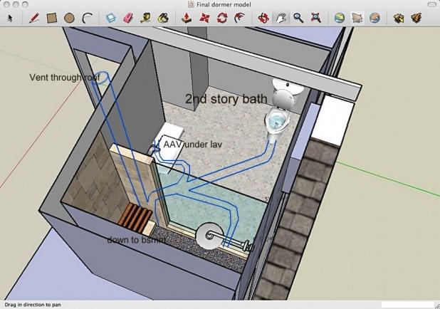 Fixing Bad Venting - Plumbing - DIY Home Improvement ...