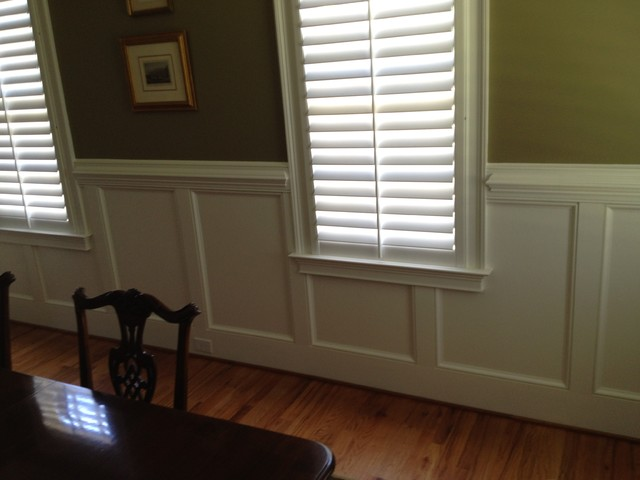 Wainscoting Layout Question - Carpentry - DIY Chatroom Home ... on fireplace windows, stucco windows, siding windows, crown molding windows, accessories windows, bar windows,