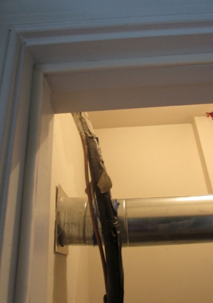 weather stripping installed on the door frame side utilitydoorseal1jpg - Door Frame Weather Stripping