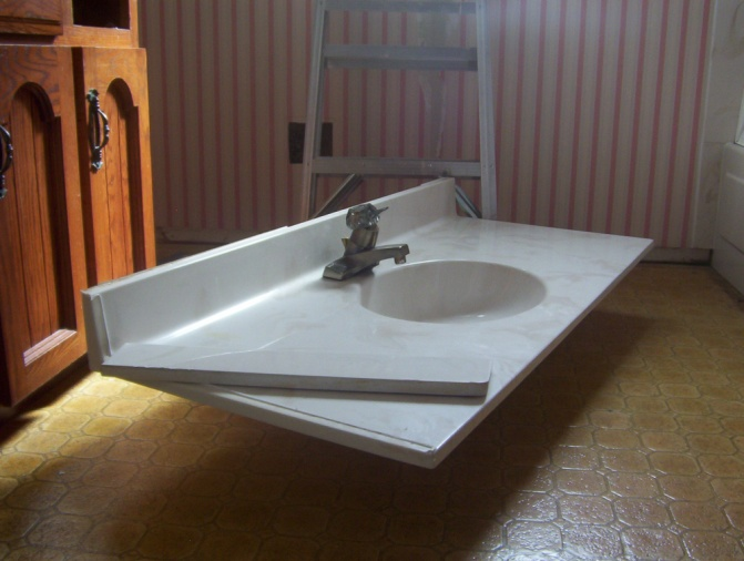 Bathroom Remodel Stain Removal - Remodeling - DIY Chatroom ...