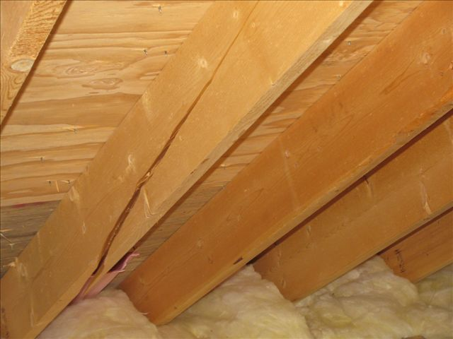 How To Repair Broken Roof Rafters 12 300 About Roof