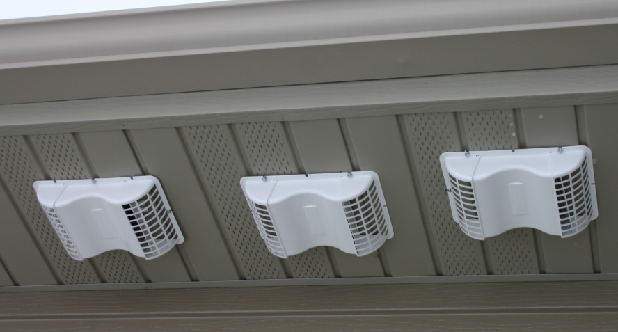 Snow in through bathroom exhaust vents roofing siding - Bathroom exhaust fan installation cost ...